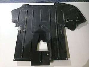 Réparation piece composite carbone voiture