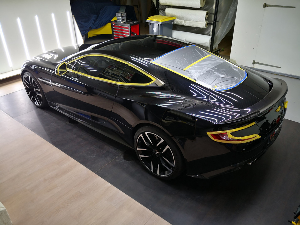 rénovation protection peinture carrosserie