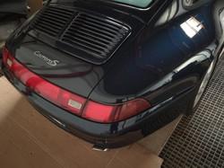 Péparation esthétique automobile haut de gamme Porsche - Sarthe 72