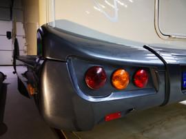 Réparation piece fibre polyester camping-car motorhome