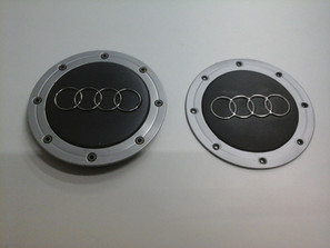 Reproduction de piece sur mesure en resine fibre polyester Audi