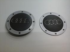 Reproduction de piece sur mesure en resine fibre polyester Audi