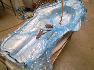 Fabrication piece carbone carrosserie sur mesure