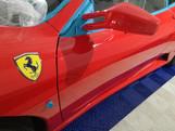 Fabrication et réparation pièce fibre de carbone sport auto supercar - Ferrari F430