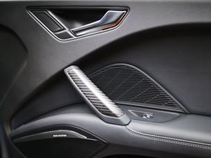 recouvrement en fibre de carbone piece voiture - audi france