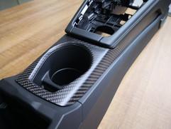 recouvrement carbone haut de gamme vernis mat automobile
