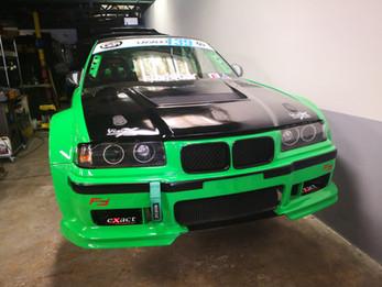 Fabricant pièce en fibre de carbone compétition automobile - Sarthe 72 ( 30min circuit le Mans )