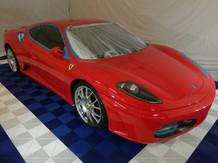 Detailing automobile haut de gamme en Sarthe 72 Ferrari F430