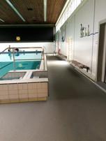 troffelvloer zwembad