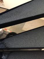troffelvloer opvullen traptreden