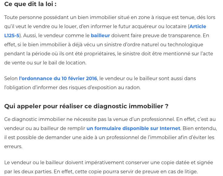 Diagnostic ERP-IMMONORD77-immobilier Villeparisis