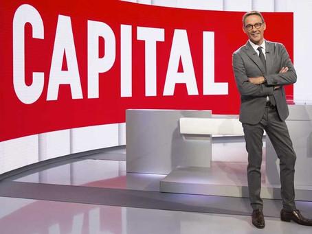 Ne ratez pas l'émission de Capital ce soir 29 septembre 2019