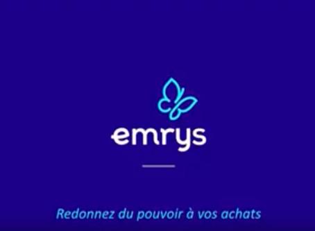Présentation Vidéo de la plateforme Emrys la Carte 2020