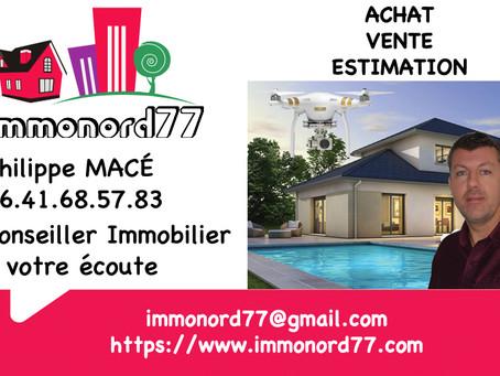 L'agent immobilier, Immonord77 vous explique...