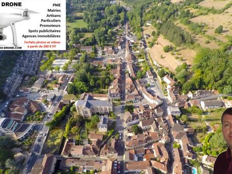 Le Drone et l'Immobilier par Studio Drone