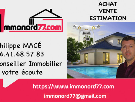 Votre Agent Immobilier Immonord77- Claye Souilly