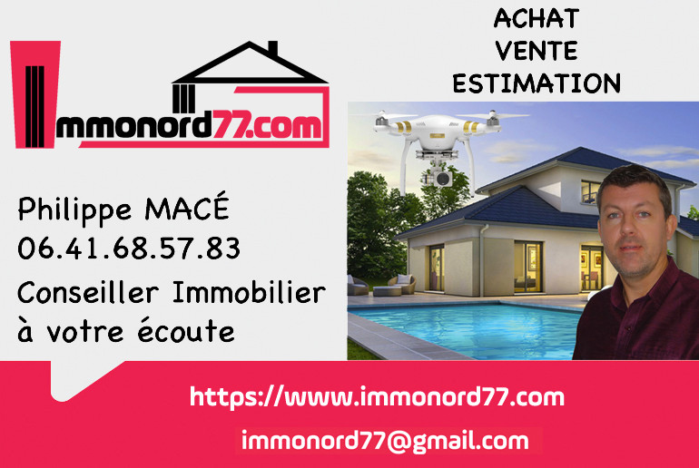 Agence immobilière à Claye Souilly Immonord77