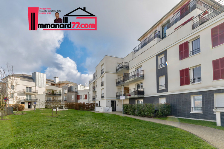A vendre appartement-T3-Claye-Souilly