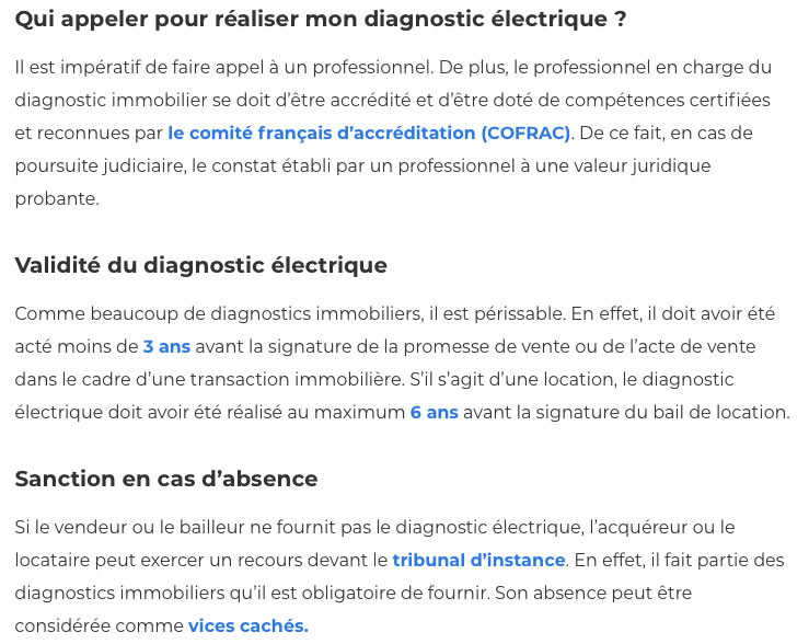 Diagnostic electrique-IMMONORD77-agence immobiliere Mitry-Mory