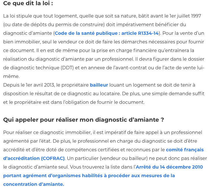 Diagnostic amiante-IMMONORD77-immobilier Villeparisis