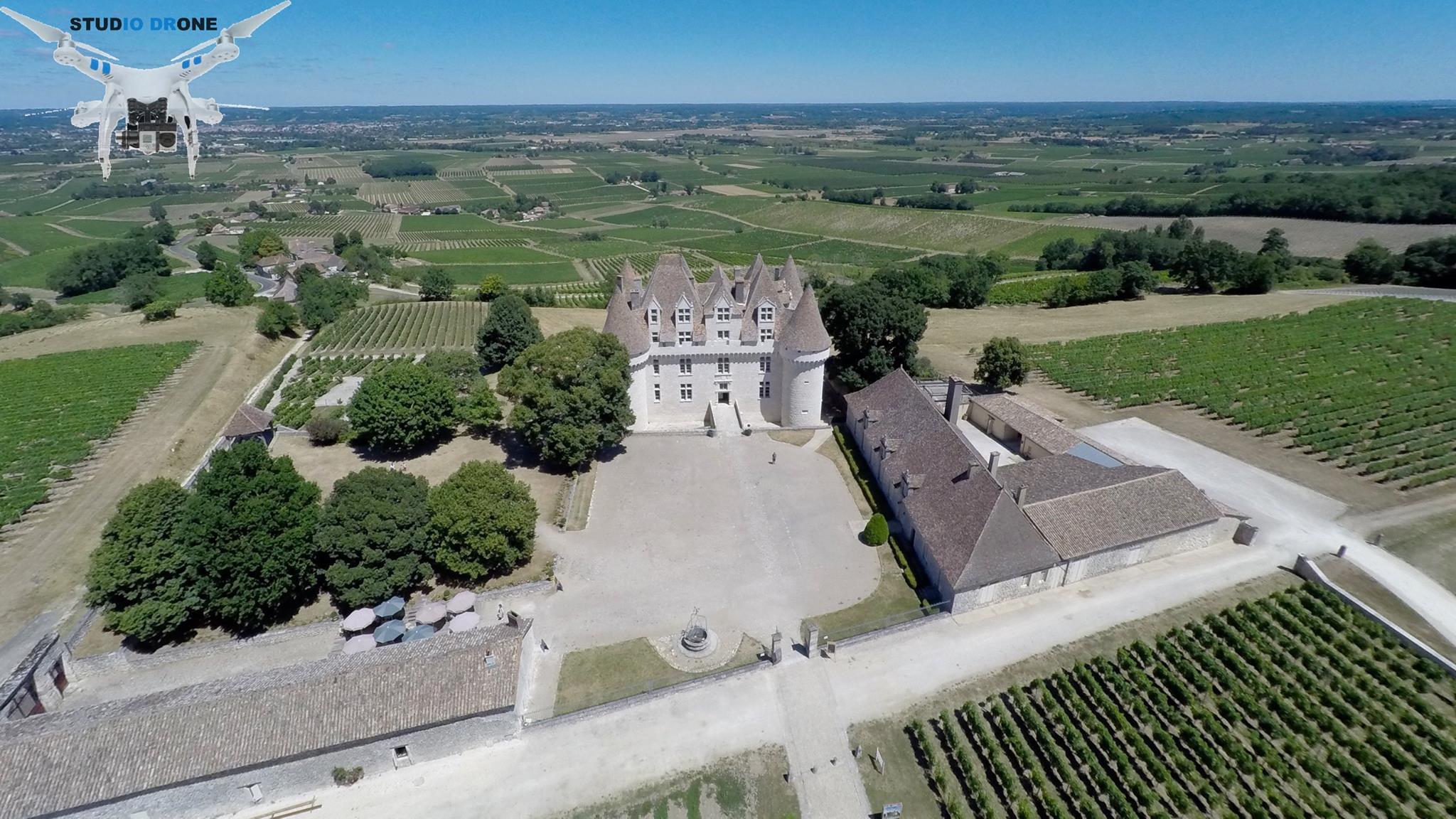 Château de Monbazillac-Studio Drone