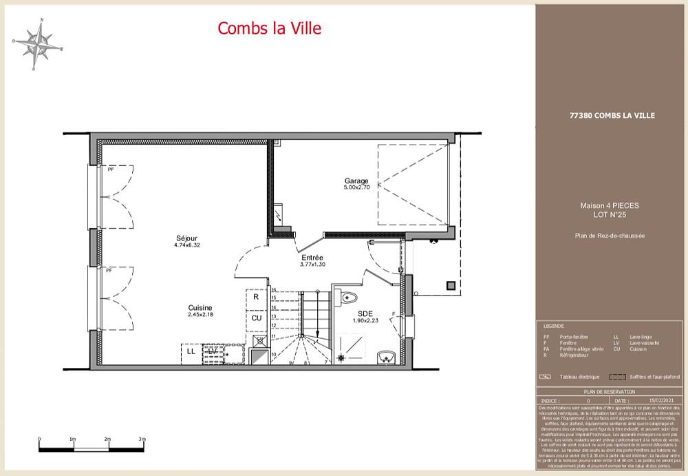 rezdechaussé-vente-maison-4pieces-combs-la-ville