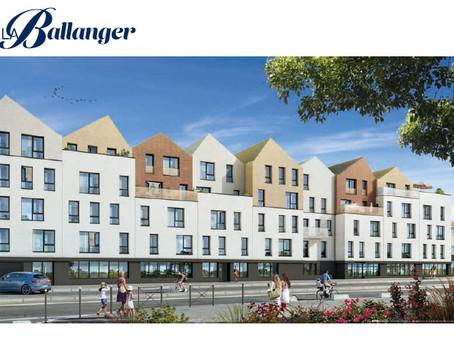 Programme Neuf Villa Ballanger - VEFA à Villepinte 93420