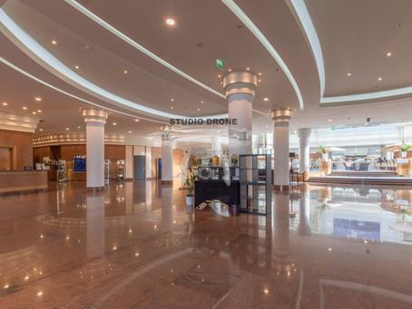 Studio Drone en Shooting photos à l'Hotel Hilton CDG