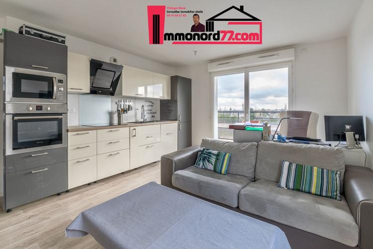 En vente appartement-T3-Claye-Souilly