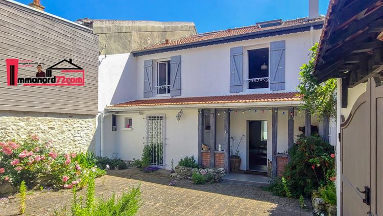 Claye Souilly maison a vendre