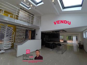 Appartement Loft (02460) vendu