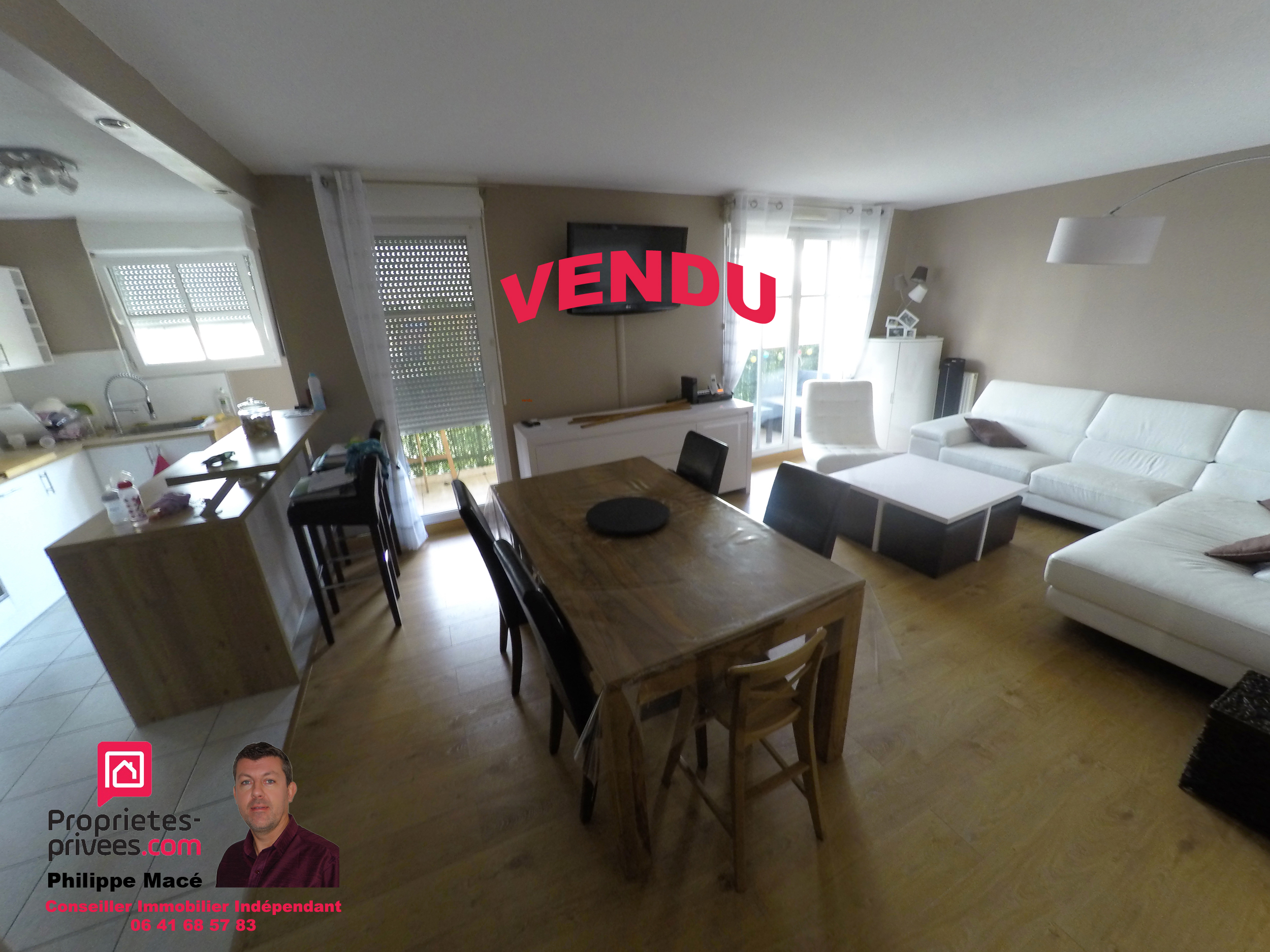 Vendu-T4 Villeparisis(77270)