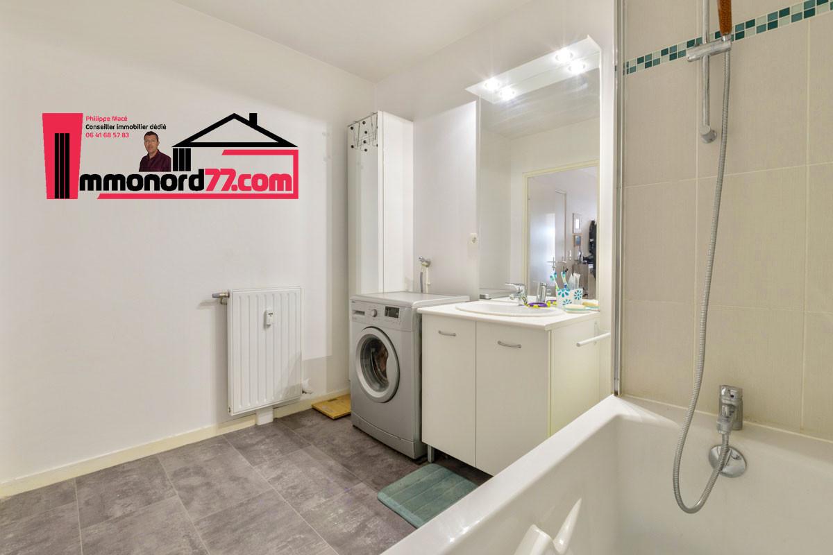 A vendre appartement-T3-Claye-Souilly-salle-de-bain