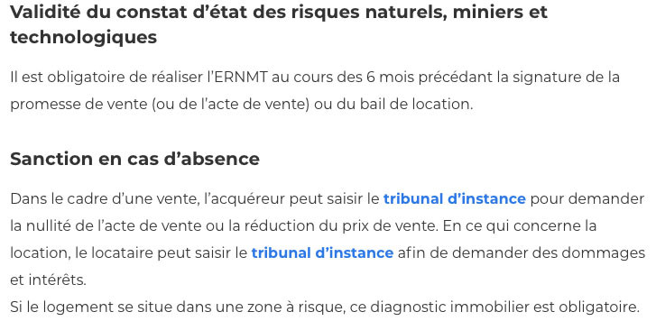 Diagnostic ERP-IMMONORD77-immobilier Claye-Souilly