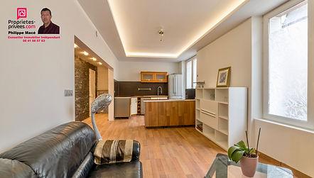 A vendre appartement T2 à La Ferté Milon (02460) par Immo Claye Souilly