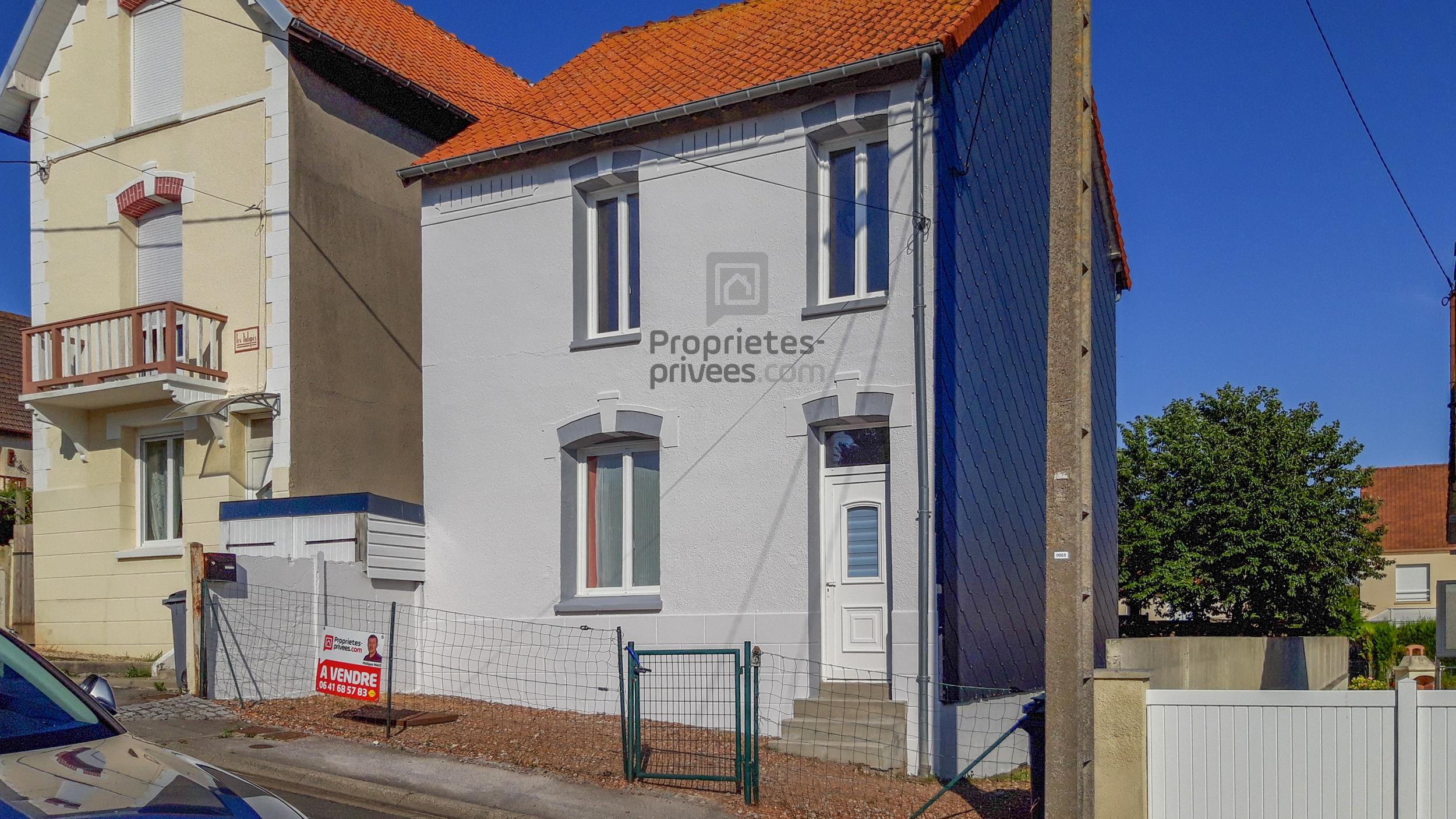 A vendre maison Mers-les-Bains