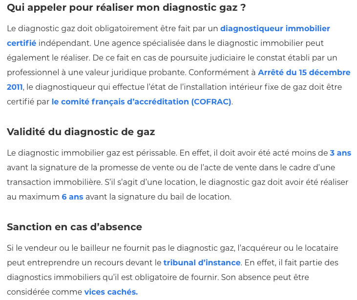 Diagnostic gaz-IMMONORD77-immobilier Claye-Souilly