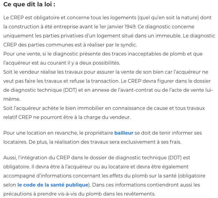 Diagnostic plomb-IMMONORD77-immobilier Villeparisis