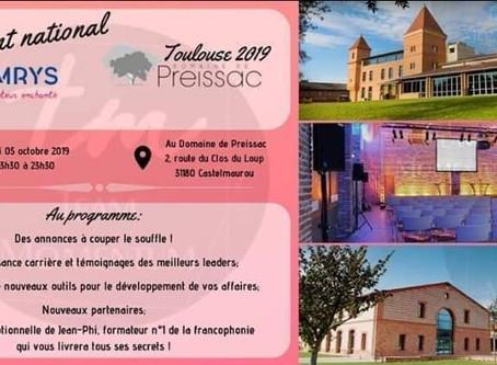 Convention Emrys la Carte à Toulouse le 5 octobre 2019