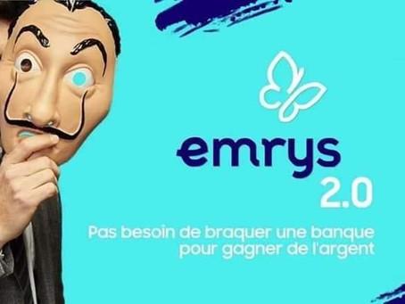 2020 avec Emrys la carte, le changement c'est maintenant