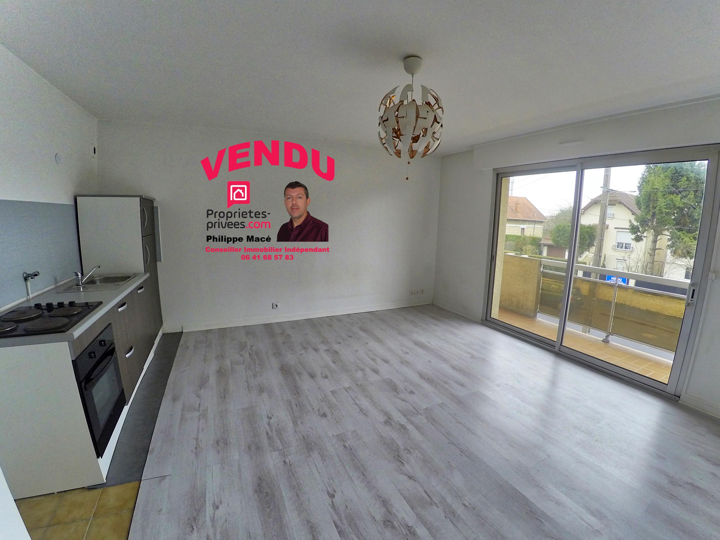 Vendu-T1-Villeparisis (77270)