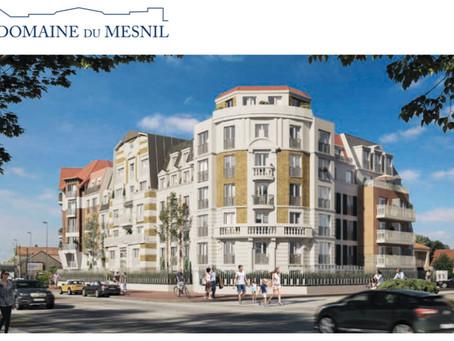 Programme Neuf Le domaine du Mesnil - VEFA au Blanc Mesnil 93150