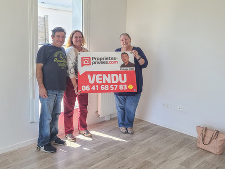A vendre appartement T3 Attique avec Terrasse à Claye Souilly
