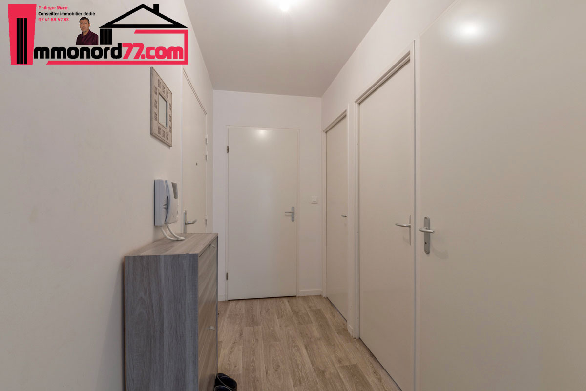 A vendre appartement-T3-Claye-Souilly-couloir