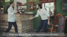 Viutify App Barbería - Pago en Local