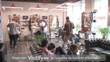 Viutify App Barbería - Reservas