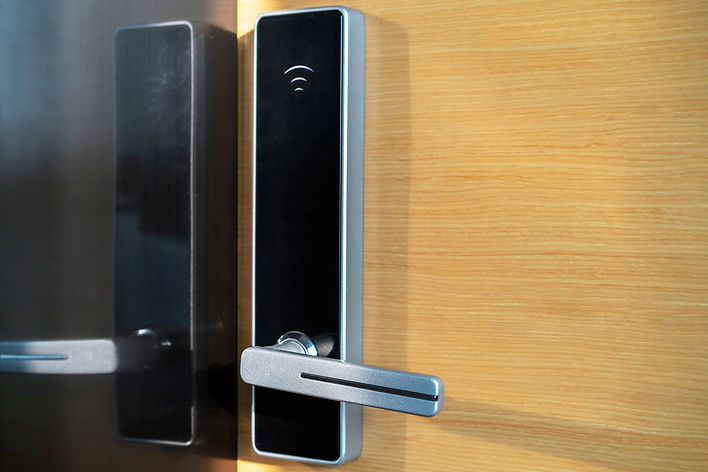 Smart Lock - Custom Homes