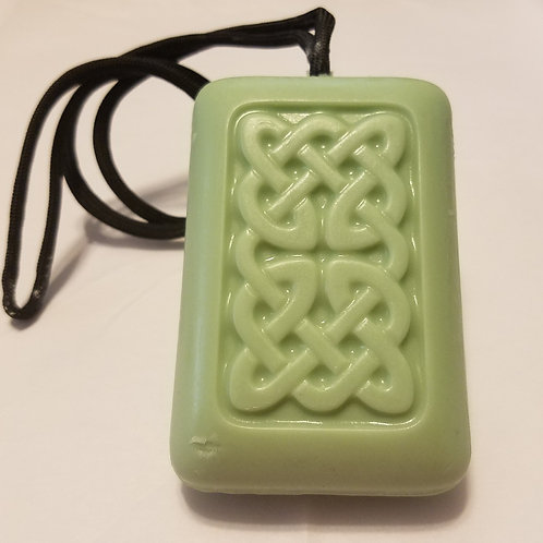 Soap on a Rope - Christmas Spruce Scent