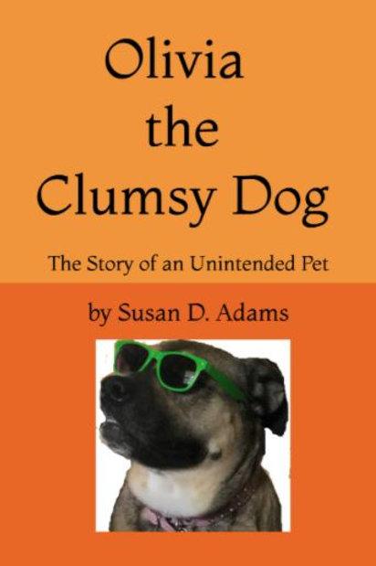 Olivia the Clumsy Dog