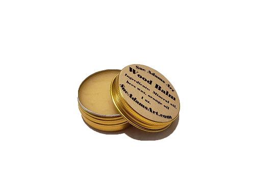 Wood Balm - 1 ounce